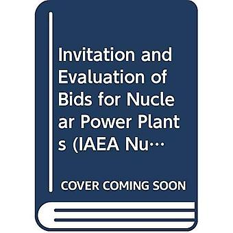 Invitation and evaluation of bids for nuclear power plants (IAEA Nuclear Energy Series)
