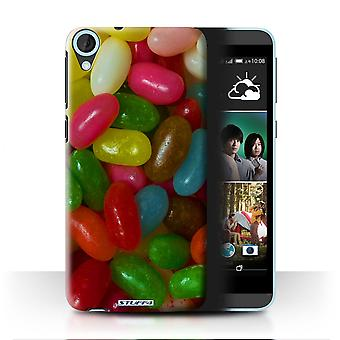STUFF4 Case/Cover voor HTC Desire 820s Dual/Jelly Beans/snoep & Candy