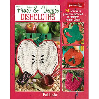 Soho Publishing-Fruit & Veggie Dishcloths SO-21087