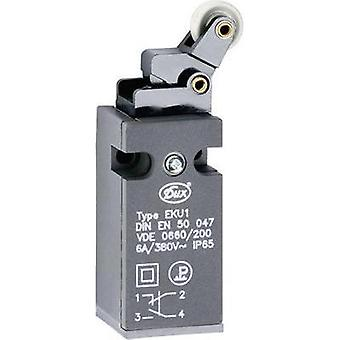 Limit switch 380 Vac 6 A Lever momentary Schlegel