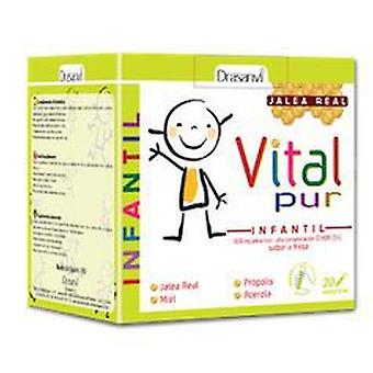 Drasanvi Children Vitalpur 20Viales (Childhood , Healthy diet , Suplements)