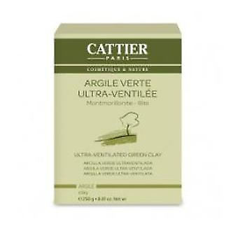 Cattier Ultra Green Clay Ventilated