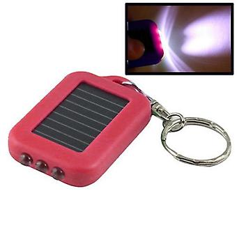 Solar key chain with LED Licht key chain new original box