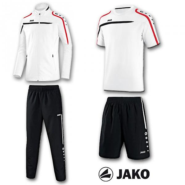 James performance 3 series set suit, T-Shirt, short