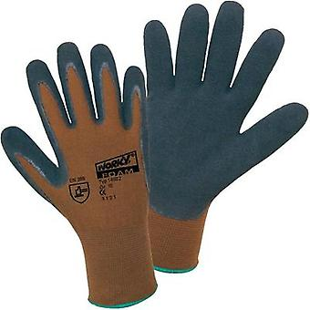 Worky 14902 Foam PU Coated Knitted Nylon Gloves (Size 9) worky