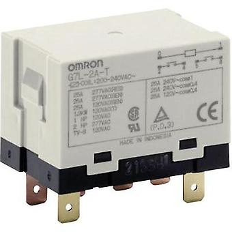 Plug-in relay 24 Vdc 25 A 2 makers Omron G7L-2A-T 24 VDC 1 pc(s)