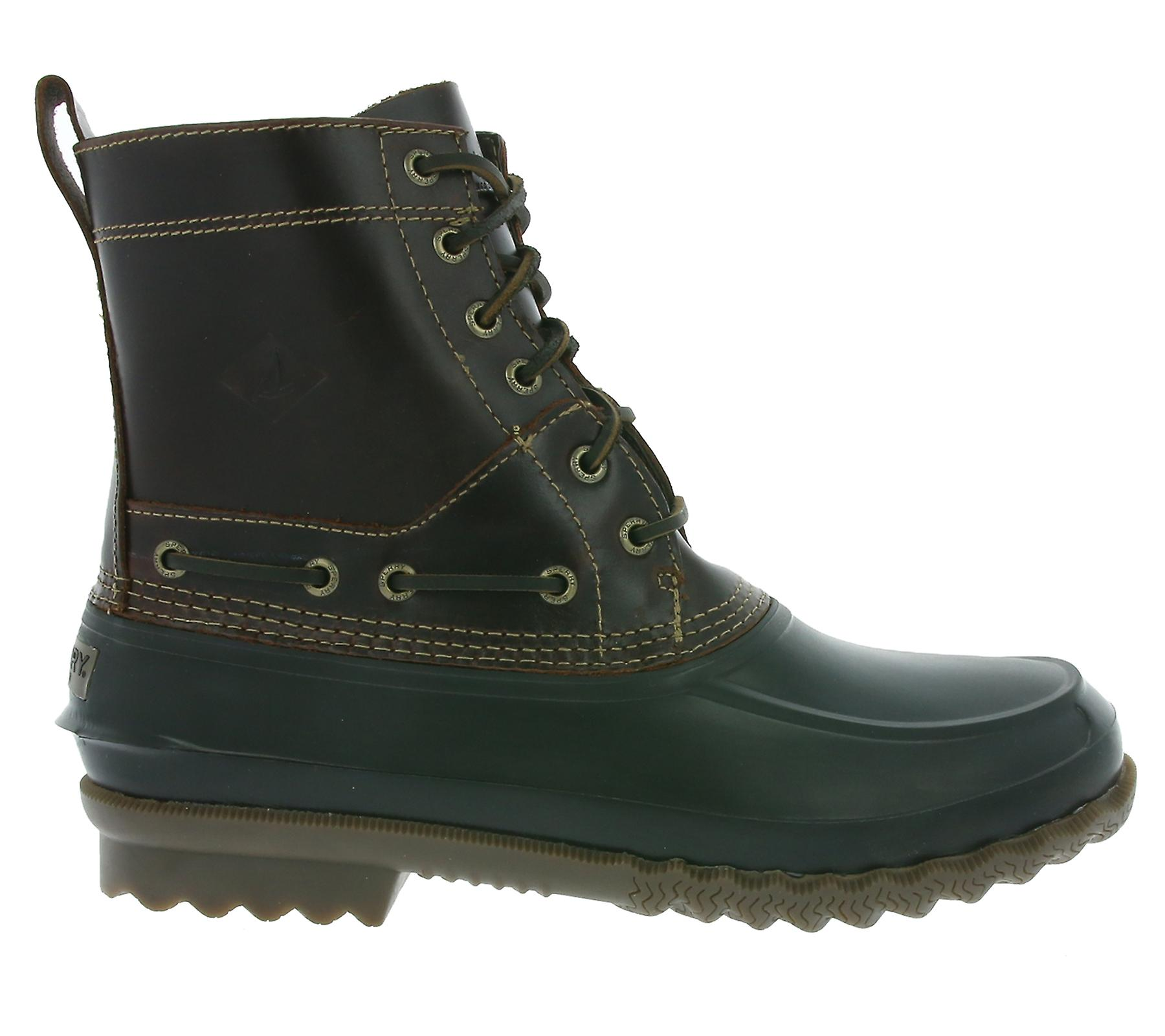 sperry decoy boots schuhe herren stiefel schwarz sts13458 fruugo. Black Bedroom Furniture Sets. Home Design Ideas