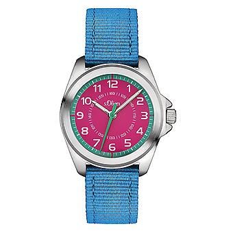 s.Oliver watch kids watch kids SO-3229-LQ