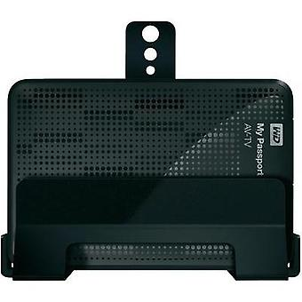 2.5 external hard drive 1 TB Western Digital My Passport® AV-TV Black USB 3.0