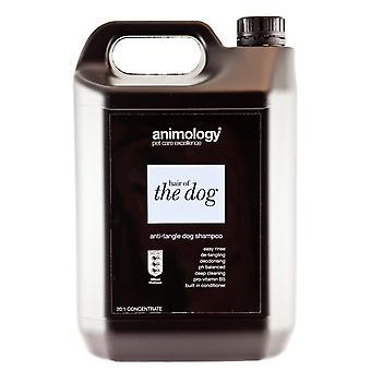 Animology hår af hunden Shampoo 5ltr