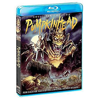 Pumpkinhead: Collectors Edition [BLU-RAY] USA import