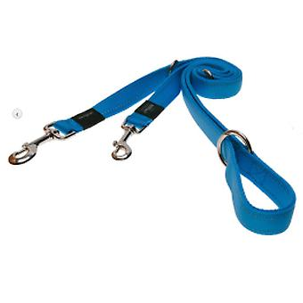 Rogz Leash -Fanbelt Multi- (Dogs , Collars, Leads and Harnesses , Leads)