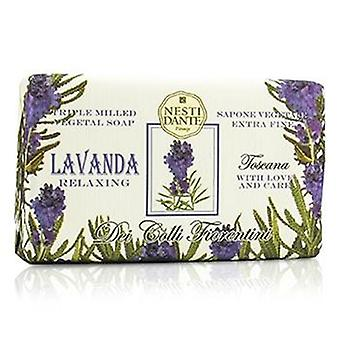 Dei Colli Fiorentini Triple Milled Vegetal Soap - Tuscan Lavender - 250g/8.8oz