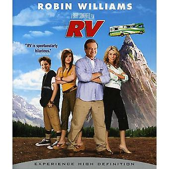 Importazione USA RV [BLU-RAY]