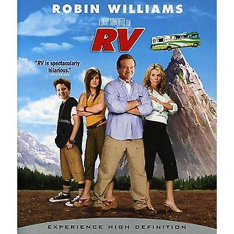 Rv [BLU-RAY] USA import