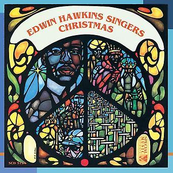 Edwin zangers Hawkins - Christmas [CD] USA import