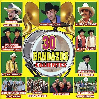 30 Bandazos - 30 Bandazos [CD] USA importerer