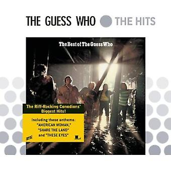 Guess Who - Best of the Guess Who [CD] USA import