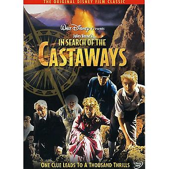 In Search of the Castaways [DVD] USA import