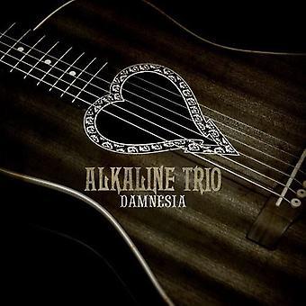 Alkaline Trio - Damnesia (LP) [Vinyl] USA import
