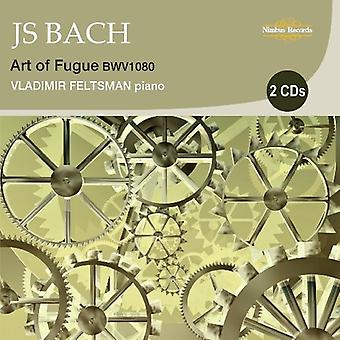 J.S. Bach - Bach: Art of Fugue Bwv 1080 [CD] USA import
