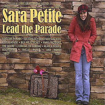 Sara Petite - führen des Parade [CD] USA Imports