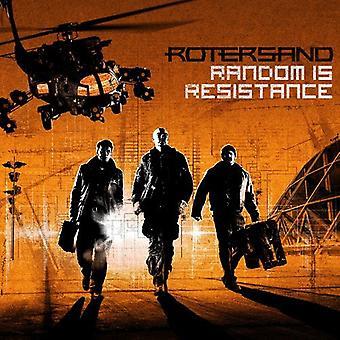 Rotersand - Random Is weerstand [CD] USA importeren