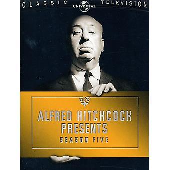 Alfred Hitchcock Presents - Alfred Hitchcock Presents: Season Five [5 Discs] [DVD] USA import