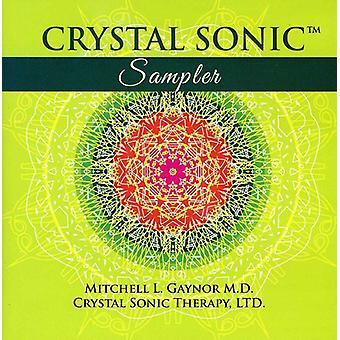 Mitchell Gaynor M.D. - Kristall Sonic Sampler [CD] USA import