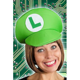 Hatte spil hat grøn