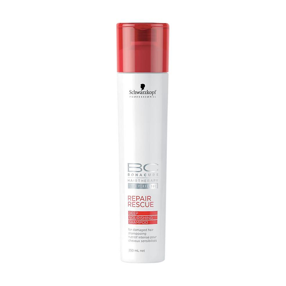 Schwarzkopf Bonacure Repair Rescue Deep Nourishing Shampoo 250ml