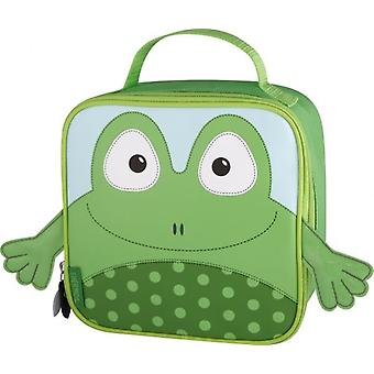 Thermos Forest Friends Frog Food Packing Travel Insulated Kids Lunch Pack Kit