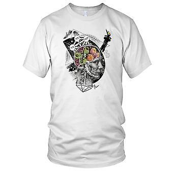 Enlightenment Pending Illuminato Freemasons - DJ Beach Ibiza Party Ladies T Shirt