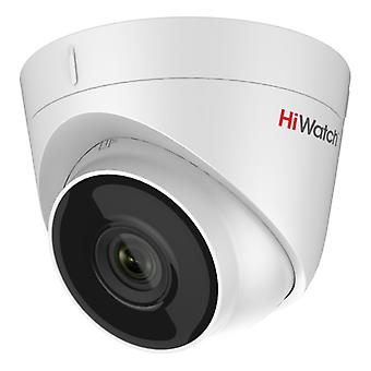 HiWatch DS-I133 1MP Turret network camera, 720 p, IP67, ONVIF, PoE,