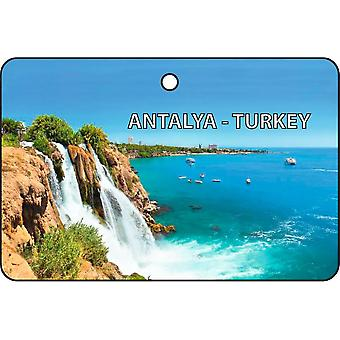 Antalya - Turkey Car Air Freshener