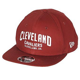 Nueva Era sentía Script 9Fifty Cap ~ Cleveland Cavaliers