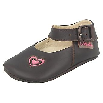Girls I-Walk Yorkie Casual Shoes