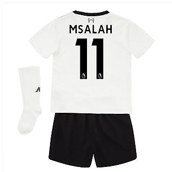 2017-18 Liverpool via Mini Kit (M Salah 11)