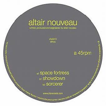 Altair Nouveau - plads fæstning [Vinyl] USA importerer