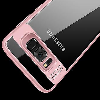 Ultra slim case for Samsung Galaxy S9 mobile case protection cover rose