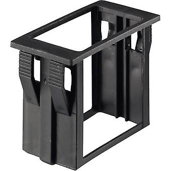 Mounting brackets Black Marquardt 217.878.011