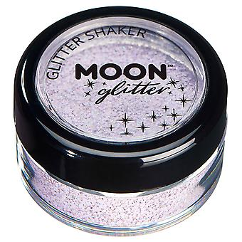 Pastel Glitter Shakers by Moon Glitter – 100% Cosmetic Glitter for Face, Body, Nails, Hair and Lips - 3g - Lilac