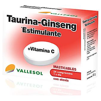 Vallesol Taurina y Ginseng (Sport , Energy , Energy)