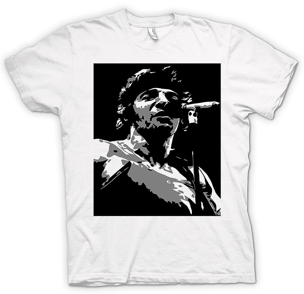 Womens T-shirt - Bruce Springsteen - BW