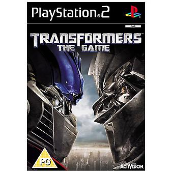 Transformers spil (PS2)