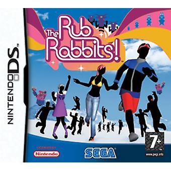 The Rub Rabbits (Nintendo DS) - Factory Sealed