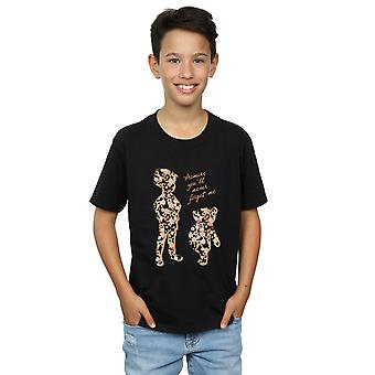 Disney Boys Winnie The Pooh Promise You'll Never Forget T-Shirt