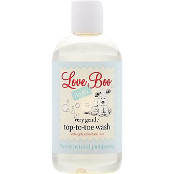 Amore Boo Baby Top a Toe Wash