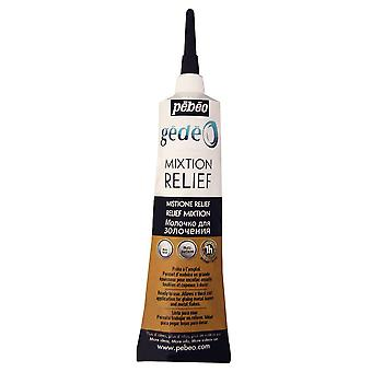 Pebeo Gedeo Mixtion Relief 37ml Tube