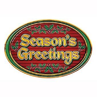 Season's Greetings logga 12